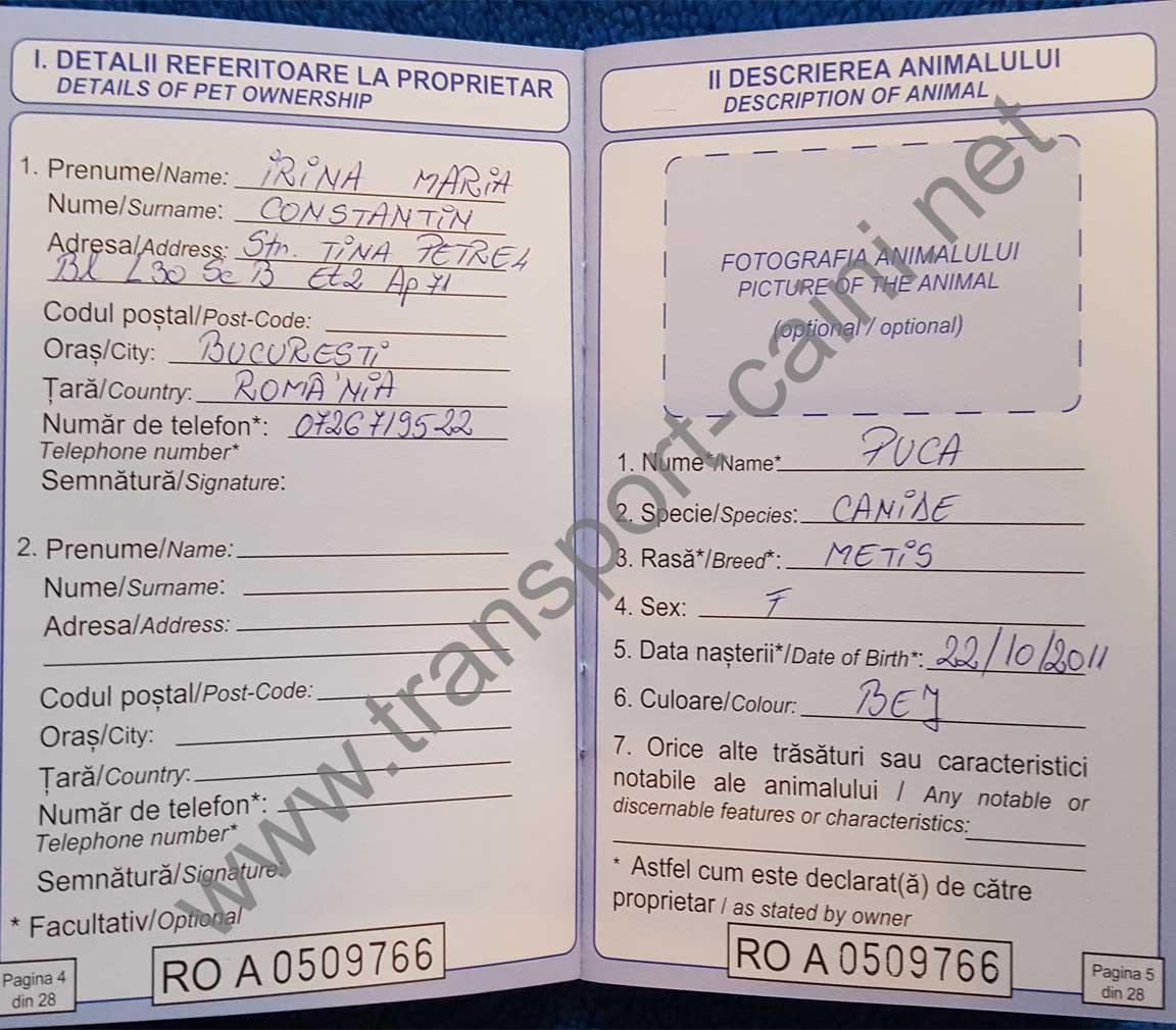 deparazitare în pașaport forumul de tratament hpv